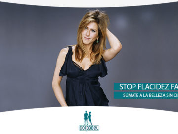 Stop a la flacidez facial